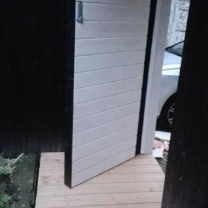 ...la porte d'accès!